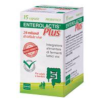 ENTEROLACTIS PLUS 15CPS