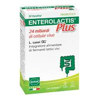ENTEROLACTIS PLUS POLV 10BUST
