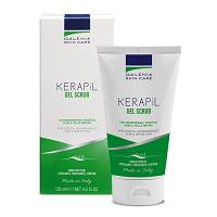 KERAPIL GEL SCRUB 125ML