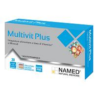 MULTIVIT PLUS 30CPR