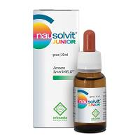 NAUSOLVIT JUNIOR GTT 20ML