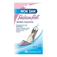 NOKSAN Fashion Cuscinetti Gel Retro Tallone